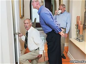 blowjob spunk on knockers Molly Earns Her Keep