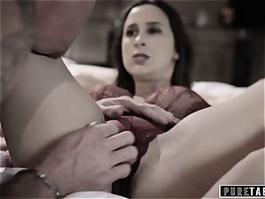 unspoiled TABOO 18yo Ashley Sins Against mom to sate parent