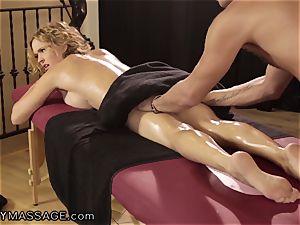 Krissy Lynn enjoys her touches Deep and stiff