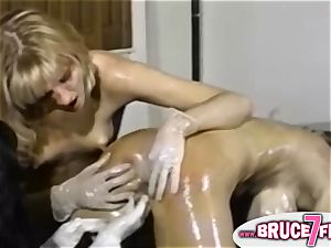 Nineties lesbians fucktoy ass