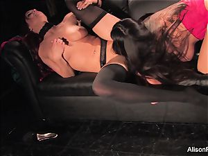 Alison Tyler and Jayden Cole boink each other