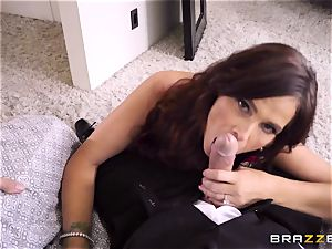 romping the brides mom Syren Demer