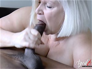 AgedLovE Lacey Starr multiracial xxx hump