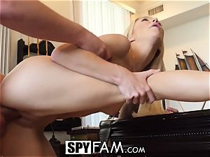 SPYFAM numerous Step moms plowed in SECRET compilation