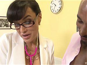 Lisa Ann gorgeous milf physician