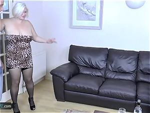 AgedLove mature Lacey starlet gonzo action