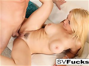 passionate penetrating with Sarah