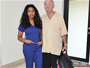 daddy displays Glenn completes the job!
