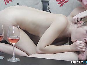 dirty Flix - Alexis Crystal - sensual ejaculation