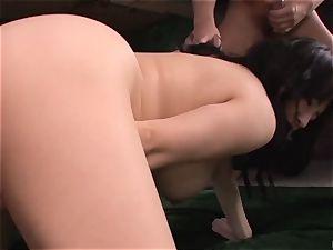 Japan xxx fuck-fest with nude honey Maomi Nagasawa