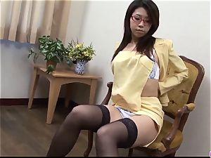 Mizuki Ogawa severe vag pummeling - More at 69avs.com